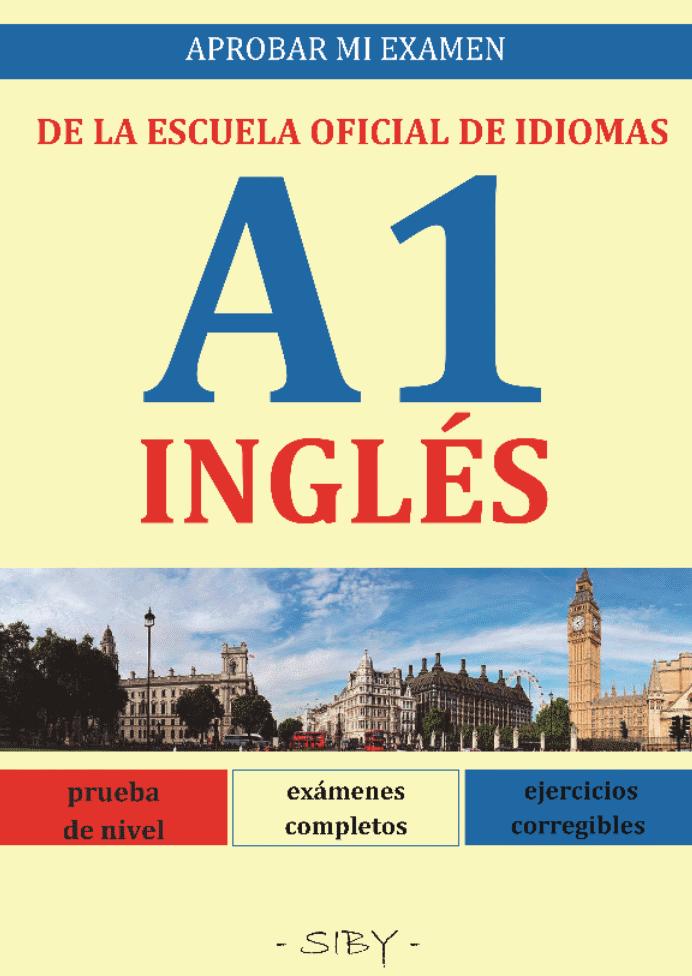 Libros Para Preparación De Exámenes Aprobar Mi Examen De La Eoi